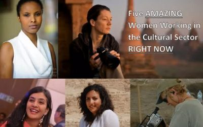 FIVE Amazing Women Working in the Cultural Sector