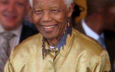 Mandela om Afrika's Renässans