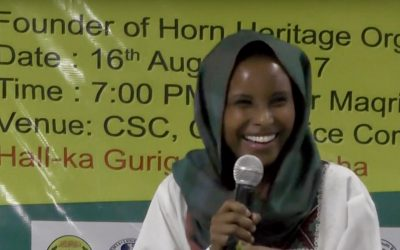 Dr Sada Mire honoured for her development of archaeology and tourism in Somaliland