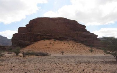 The Discovery of Dhambalin Rock Art Site, Somaliland