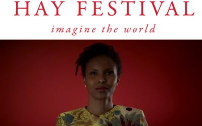 Sada Mire selected for The Hay Festival List of Thinkers