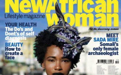 Sada Mire featured in New African Magazine