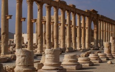 Protecting cultural heritage in conflict situations
