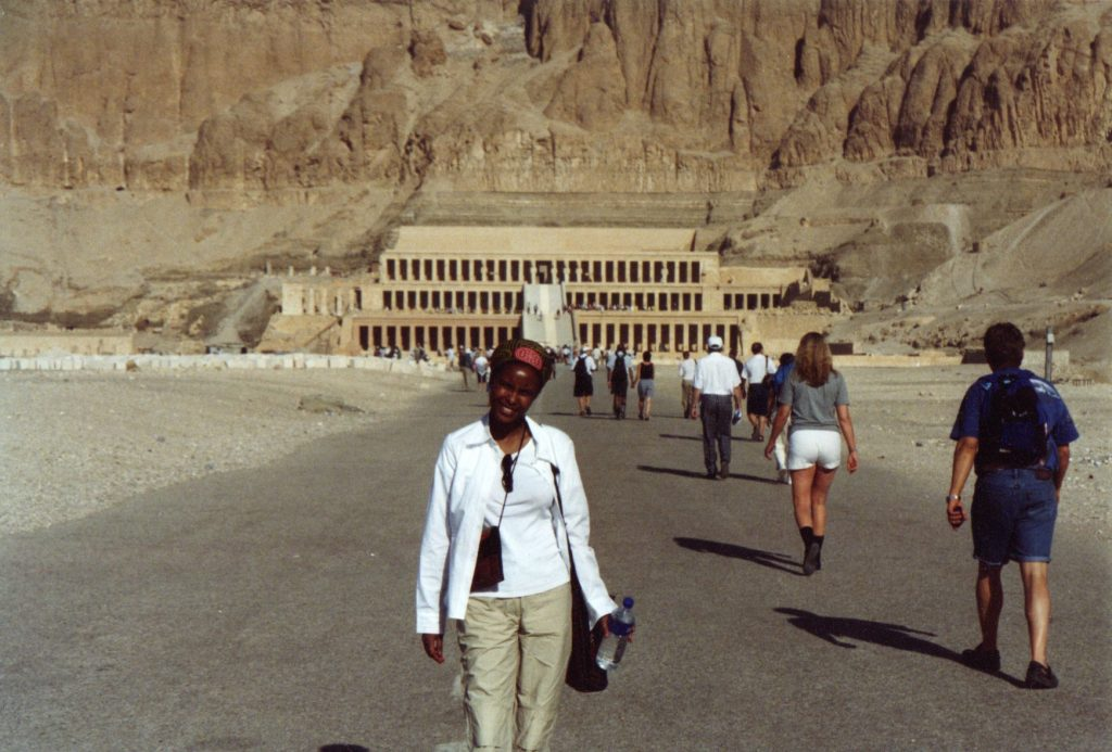Queen Hatshepsut's Temple, Egypt